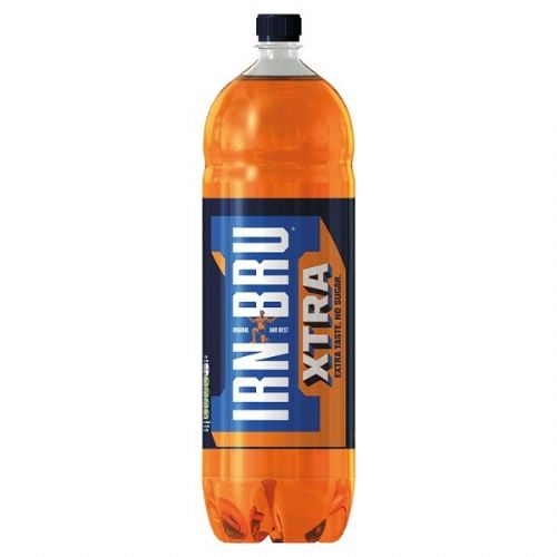 Barr IRN-BRU Xtra 2 Litre Bottle (UK)